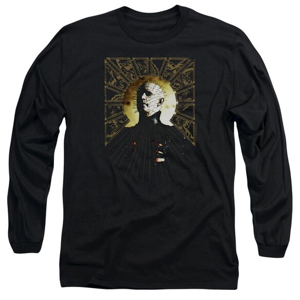 Hellraiser Pain Has No Face Long Sleeve Adult T-Shirt