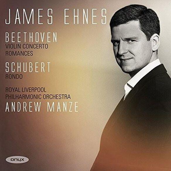 James Ehnes - Beethoven: Violin Concerto