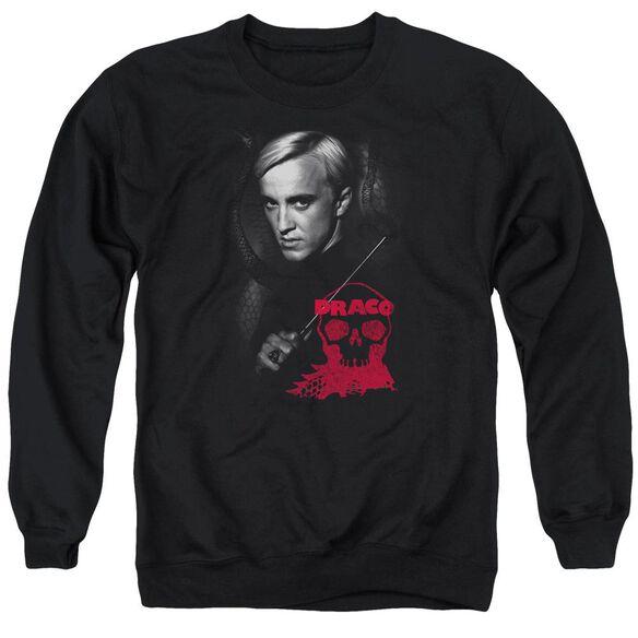 Harry Potter Draco Portrait Adult Crewneck Sweatshirt
