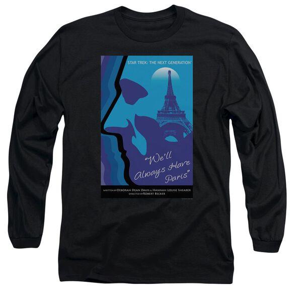Star Trek Tng Season 1 Episode 24 Long Sleeve Adult T-Shirt