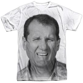 Married With Children Al Bundy Short Sleeve Adult Poly Crew T-Shirt