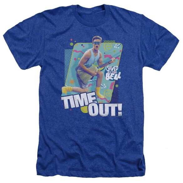 Saved By The Bell Time Out Adult Heather Royal