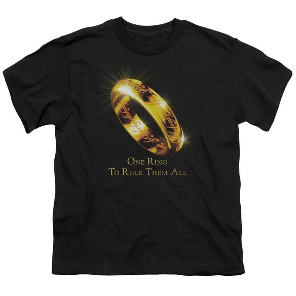 Lor One Ring Short Sleeve Youth T-Shirt