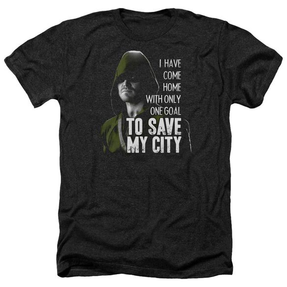 Arrow Save My City Adult Heather