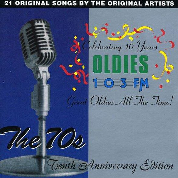 Wods 10 Th Anniversary 3: Best Of 70's / Various