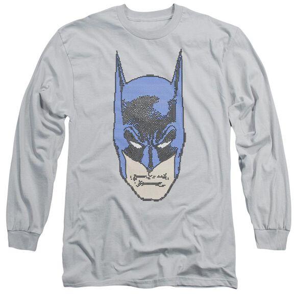Batman Bitman Long Sleeve Adult T-Shirt