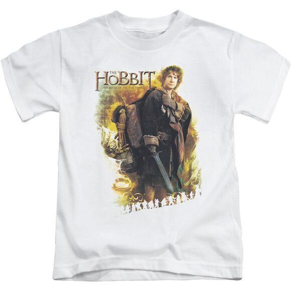 Hobbit Bilbo Short Sleeve Juvenile T-Shirt