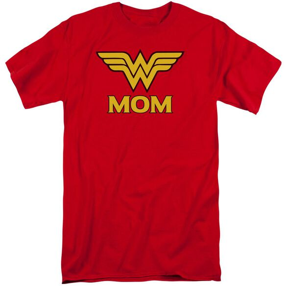 Dco Wonder Mom Short Sleeve Adult Tall T-Shirt