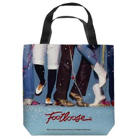 Footloose Loose Feet Tote