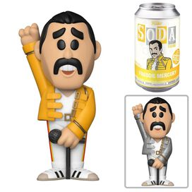 Funko Soda: Freddie Mercury (w/chase)