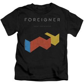 Foreigner Agent Provocateur Short Sleeve Juvenile T-Shirt