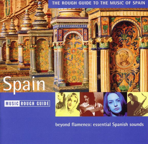 Rough Guide To Music Spai