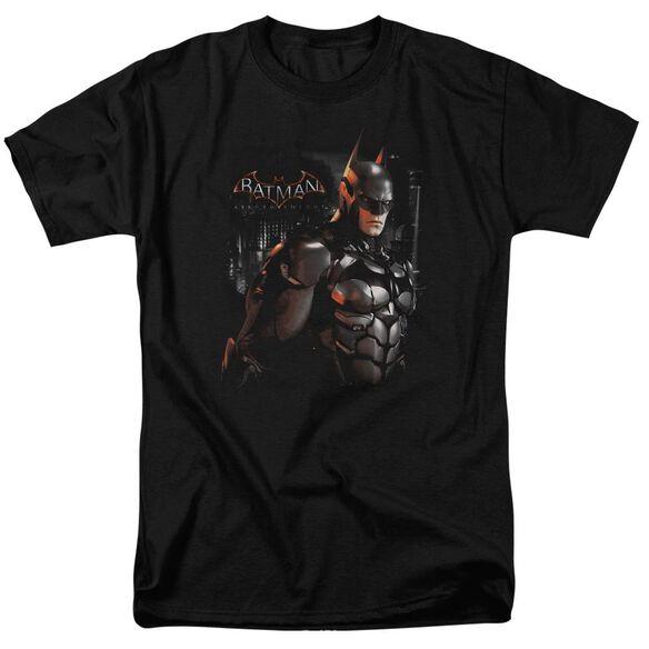 Batman Arkham Knight Dark Knight Short Sleeve Adult T-Shirt