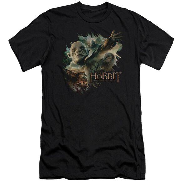 Hobbit Baddies Short Sleeve Adult T-Shirt