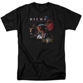 FARSCAPE PILOT-S/S ADULT 18/1 - BLACK T-Shirt
