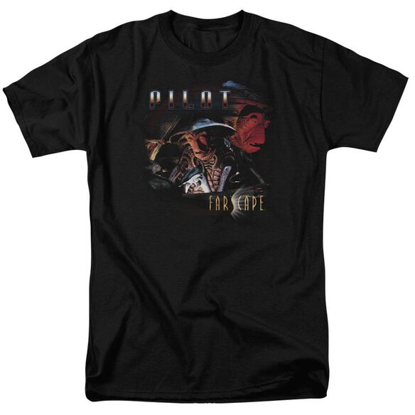 FARSCAPE PILOT - S/S ADULT 18/1 - BLACK T-Shirt