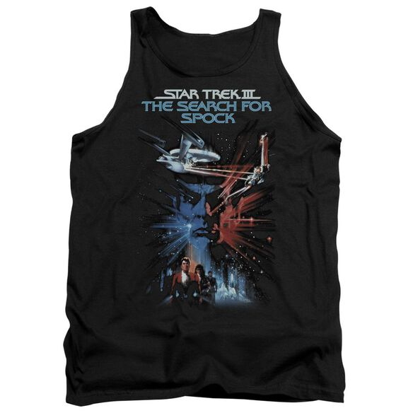 Star Trek Search For Spock(Movie) Adult Tank