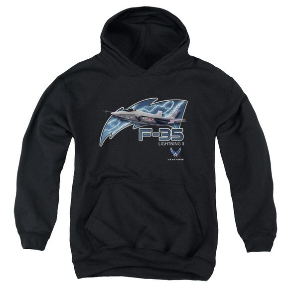 Air Force F35 Youth Pull Over Hoodie