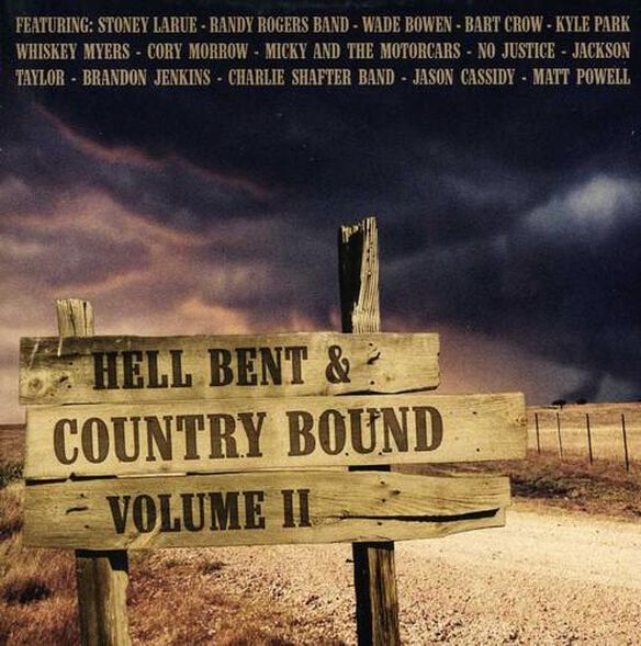 Various Artists - Hell Bent and Country Bound, Vol. 2