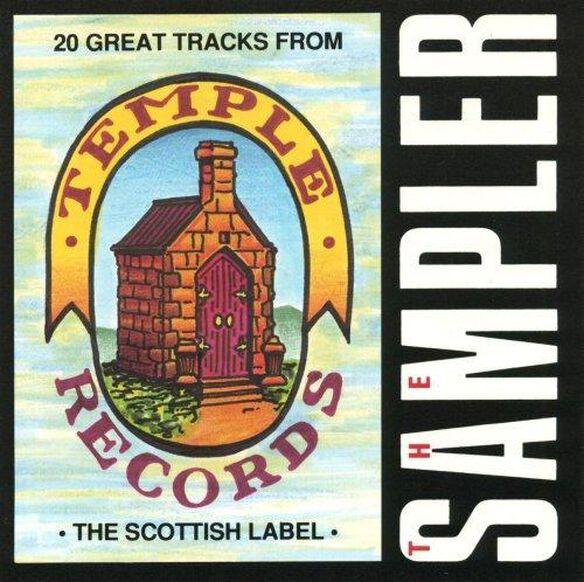 Temple Records Sampler / Various