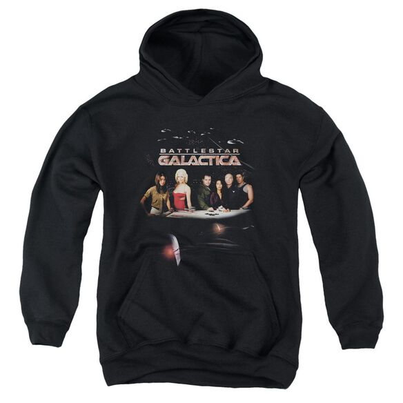 Bsg Destiny Youth Pull Over Hoodie