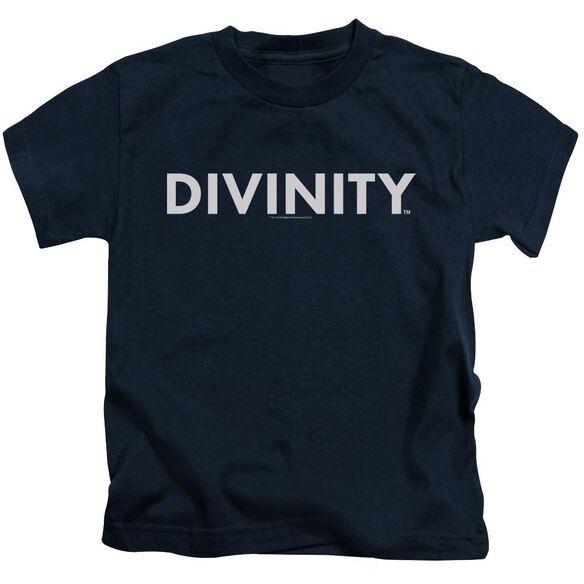 Valiant Divinity Logo Short Sleeve Juvenile T-Shirt