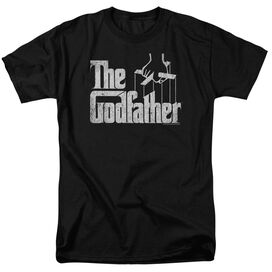 Godfather Logo Short Sleeve Adult T-Shirt