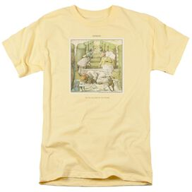 Genesis Selling England Short Sleeve Adult Banana T-Shirt