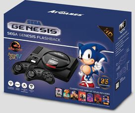 Sega Genesis Flashback Console System