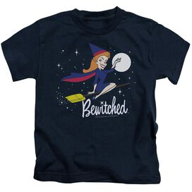 Bewitched New Moon Short Sleeve Juvenile T-Shirt