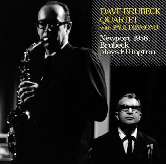 Newport 1958: Brubeck Plays Ellington