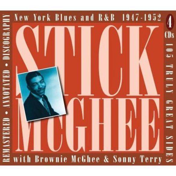 New York Blues & R&B 1947 1955 (Box) (Rmst)