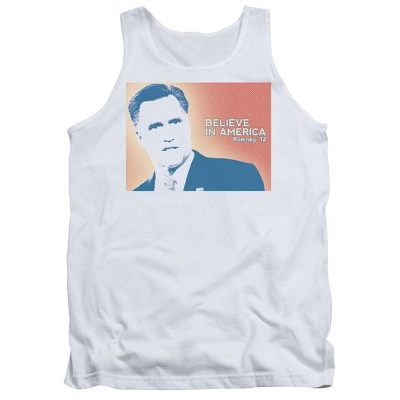 Believe In America Adult Tank