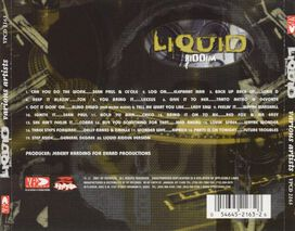 Various Artists - Riddim Driven: Liquid