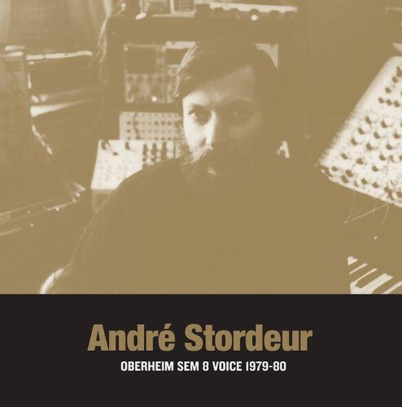 Andre Stordeur - Oberheim SEM 8 Voice