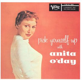 Anita O'Day - Pick Yourself Up with Anita O'Day