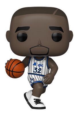 Funko Pop!: NBA Legends - Shaquille O'Neal [Magic Home Jersey]