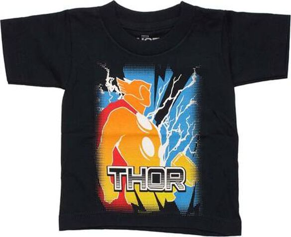 Thor Side Gradient Toddler T-Shirt
