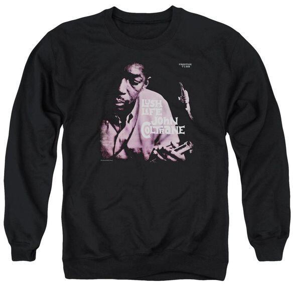 John Coltrane Lush Life Adult Crewneck Sweatshirt