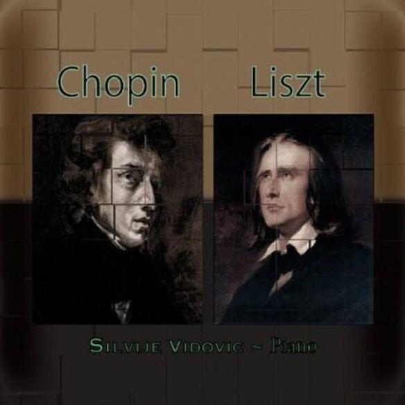 Chopin: 5 Mazurkas Liszt: 6 Hungarian Rhapsodies
