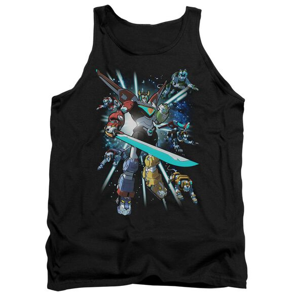 Voltron Lions Share Adult Tank