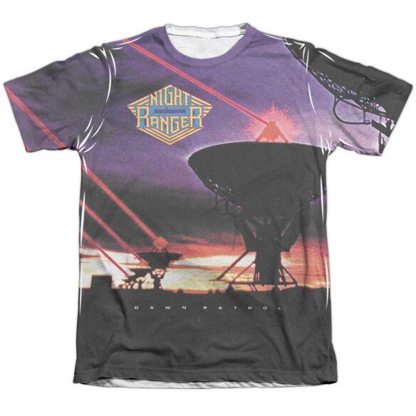 Night Ranger Dawn Patrol Adult Poly Cotton Short Sleeve Tee T-Shirt
