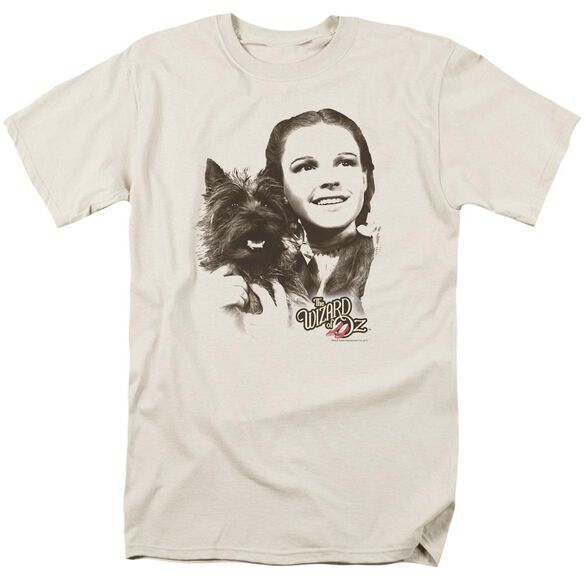 Wizard Of Oz Dorothy & Toto Short Sleeve Adult T-Shirt