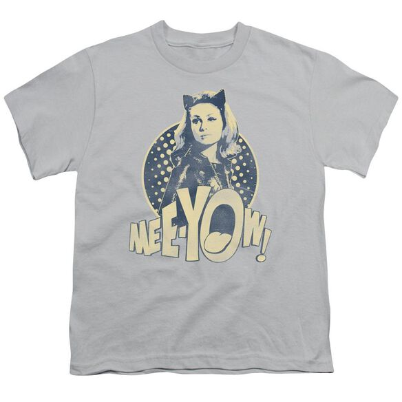 Batman Classic Tv Meeyow! Short Sleeve Youth T-Shirt