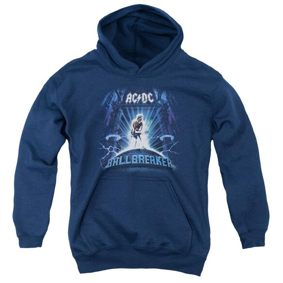 Acdc Ballbreaker Youth Pull Over Hoodie