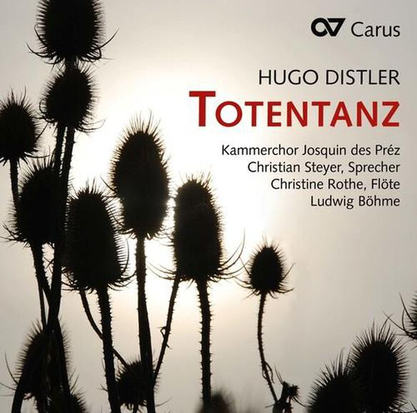 Hugo Distler: Totentanz