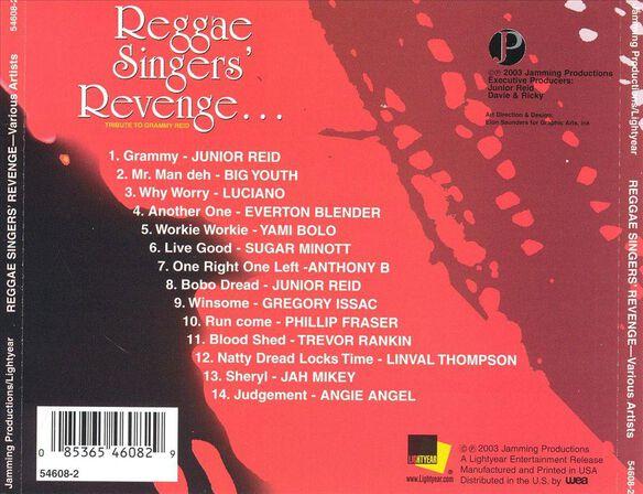 Reggae Singers'revenge