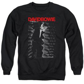 David Bowie Station To Station Adult Crewneck Sweatshirt