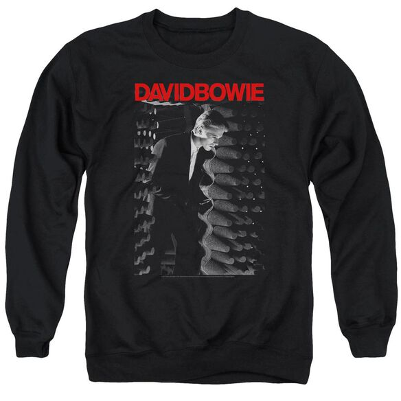 David Bowie Station To Station Adult Crewneck Sweatshirt