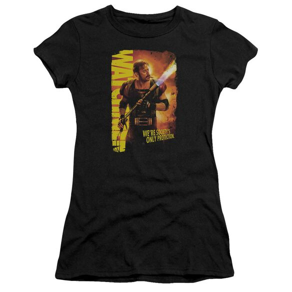 Watchmen Smoke Em Premium Bella Junior Sheer Jersey